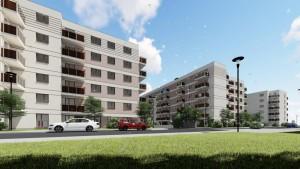 Nowe Centrum Września - nowe mieszkania wizualizacja III